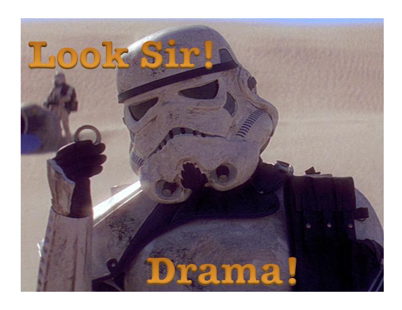 Look Sir Drama