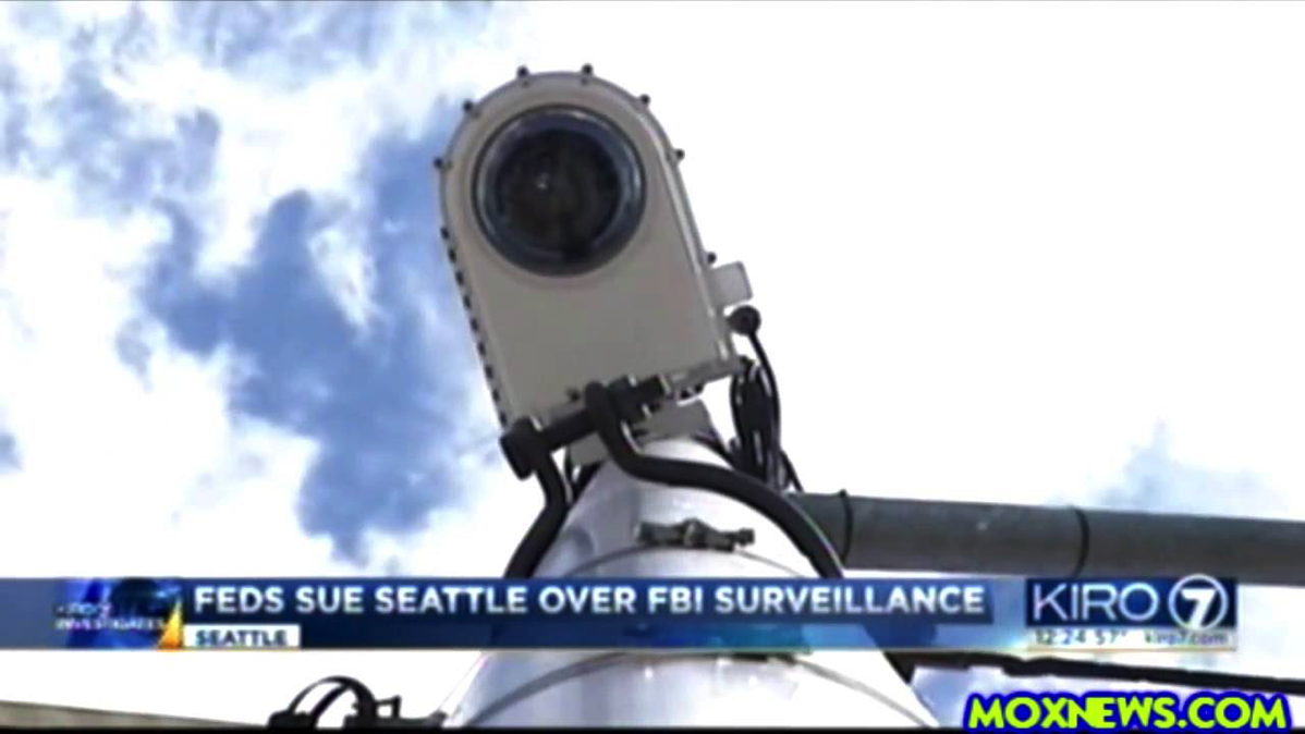 Feds Sue Seattle over FBI Surveillance