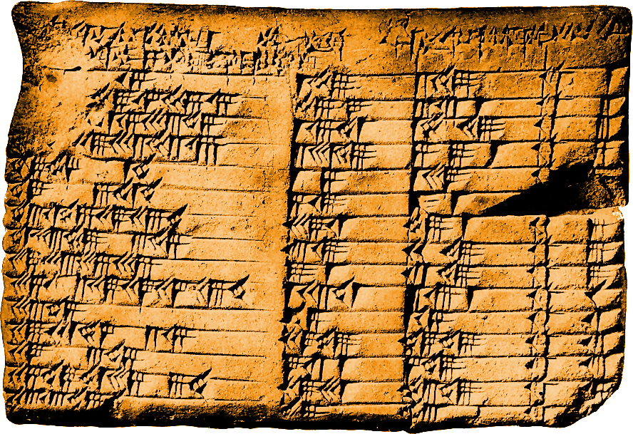 Babylonian Triginometry