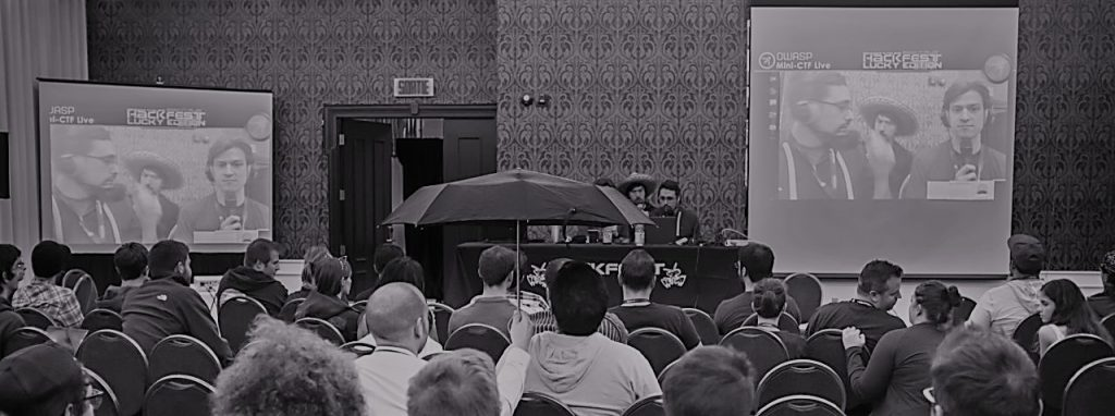OWASP Mini-CTF Live at Hackfest 2015